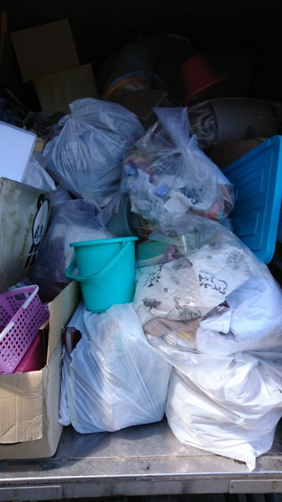 【尾道市】遺品整理にあたり、仏壇、衣装ケース等の回収・処分ご依頼