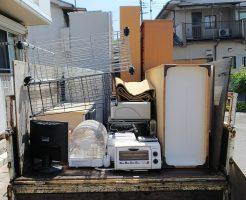 【福山市新涯町】増えてしまった不用品もまとめて処分でき、お客様に喜んでいただけました。