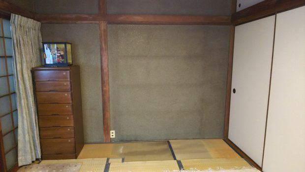 【福山市野上町】処分に困っていた大きな家財道具をスタッフにおまかせ!悩みからも解放されご満足いただけました。