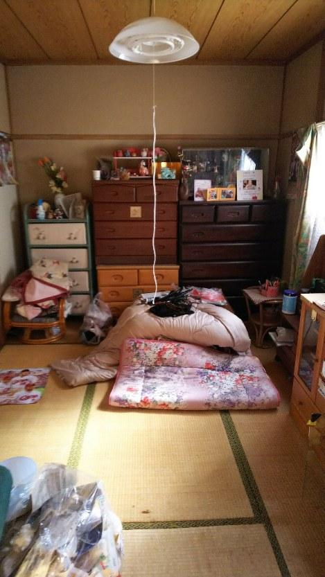 【府中町】アパート一室分の不用品回収&ハウスクリーニング☆退去までに必要な作業をすべておまかせできるとご満足いただけました。