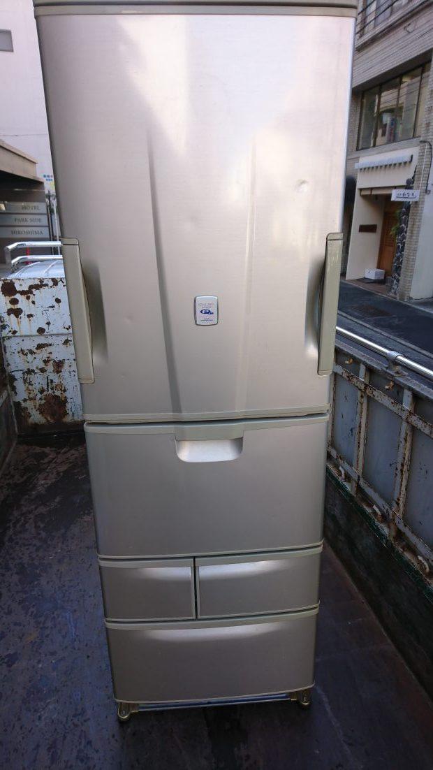【広島市中区】冷蔵庫など3点の回収☆短時間で作業が終わり、作業の早さにご満足いただけました!