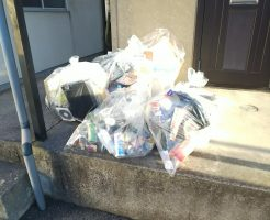 【福山市春日町】お引っ越しに伴う不用品の回収☆翌日の対応でお急ぎのお客様にお喜びいただけました!