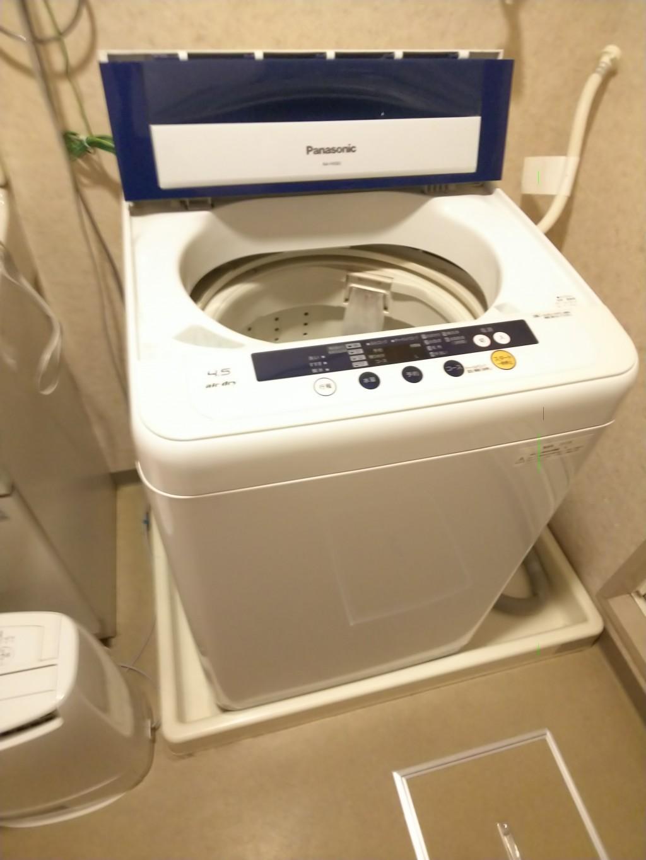 【桑折町】洗濯機の回収☆希望日の回収で喜んでいただきました!