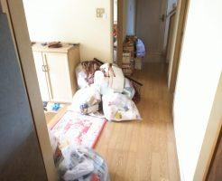 【福山市港町】冷蔵庫など軽トラック1台程度の不用品回収☆お得なお値段に満足していただきました!