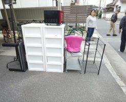 【福山市桜馬場町】こたつ、電子レンジの回収☆迅速な対応に大変満足していただきました!