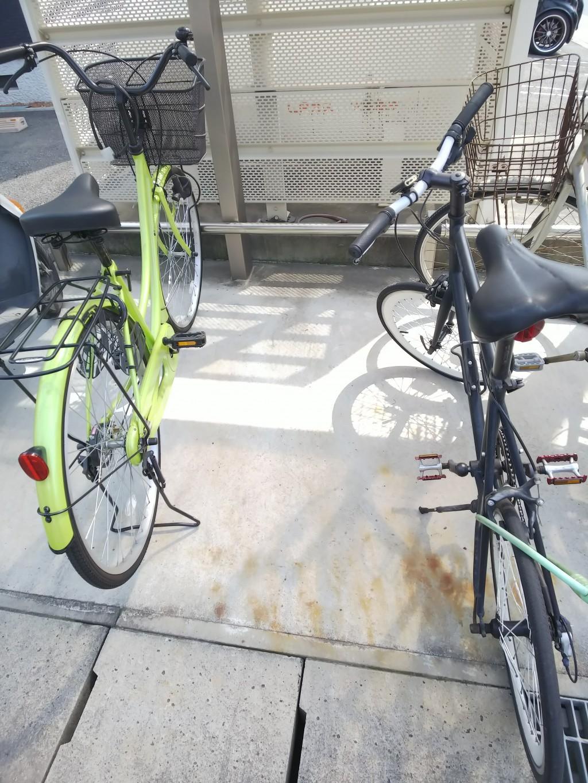 【福山市南手城町】自転車の回収☆素早い回収に満足していただきました!