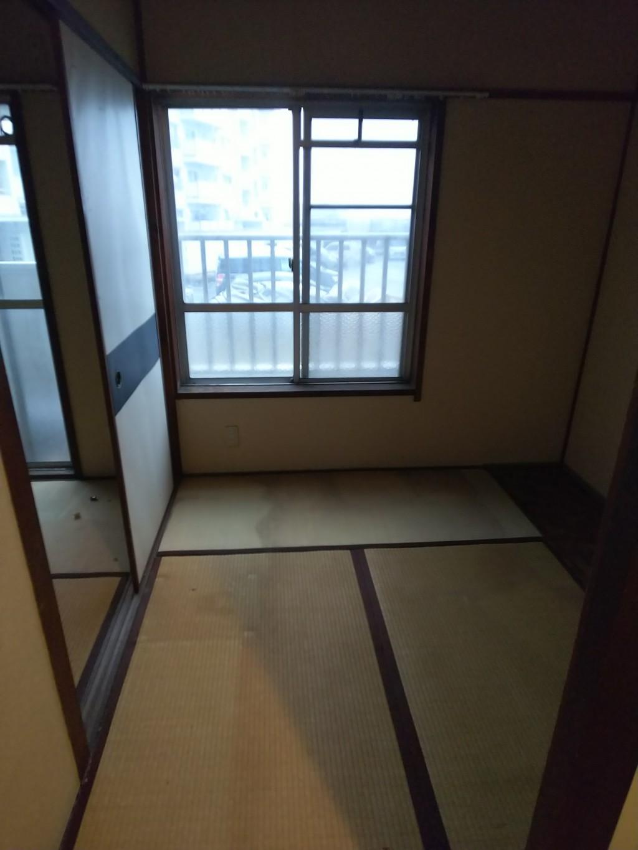 【福山市水呑町】転居に伴う不用品回収と簡易清掃☆対応も抜群でしたとお喜びいただけました!