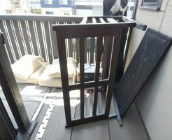 【福山市東手城町】ベッド枠やスノボ板の回収処分ご依頼 お客様の声