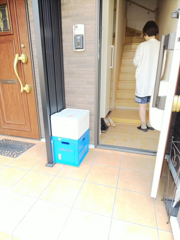 【福山市東川口町】収納棚の出張不用品回収・処分ご依頼