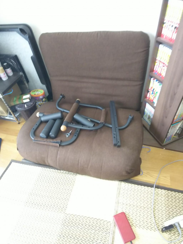 【福山市松永町】折り畳みベッドの回収・処分 お客様の声