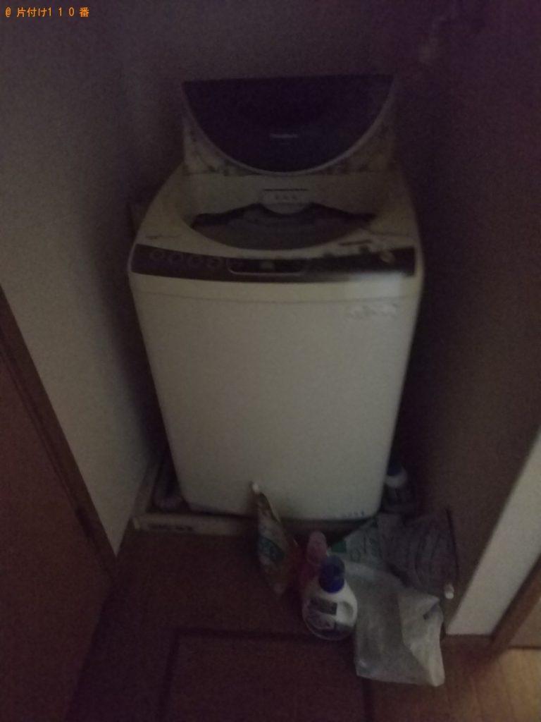 お引っ越しに伴う不用品の回収・処分 お客様の声