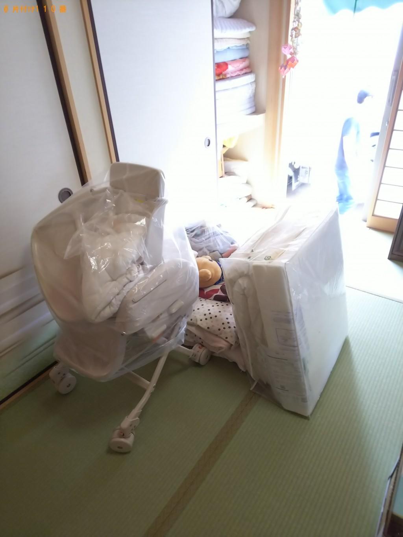 【福山市】タンス、ベビーチェア、布団などの回収・処分 お客様の声