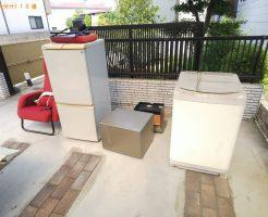 【福山市】冷蔵庫、洗濯機、マッサージチェア等の回収・処分 お客様の声