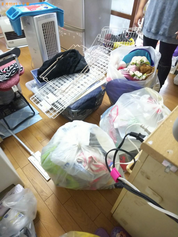 【尾道市東則末町】ソファー、分別なし家庭ごみ等の回収・処分ご依頼