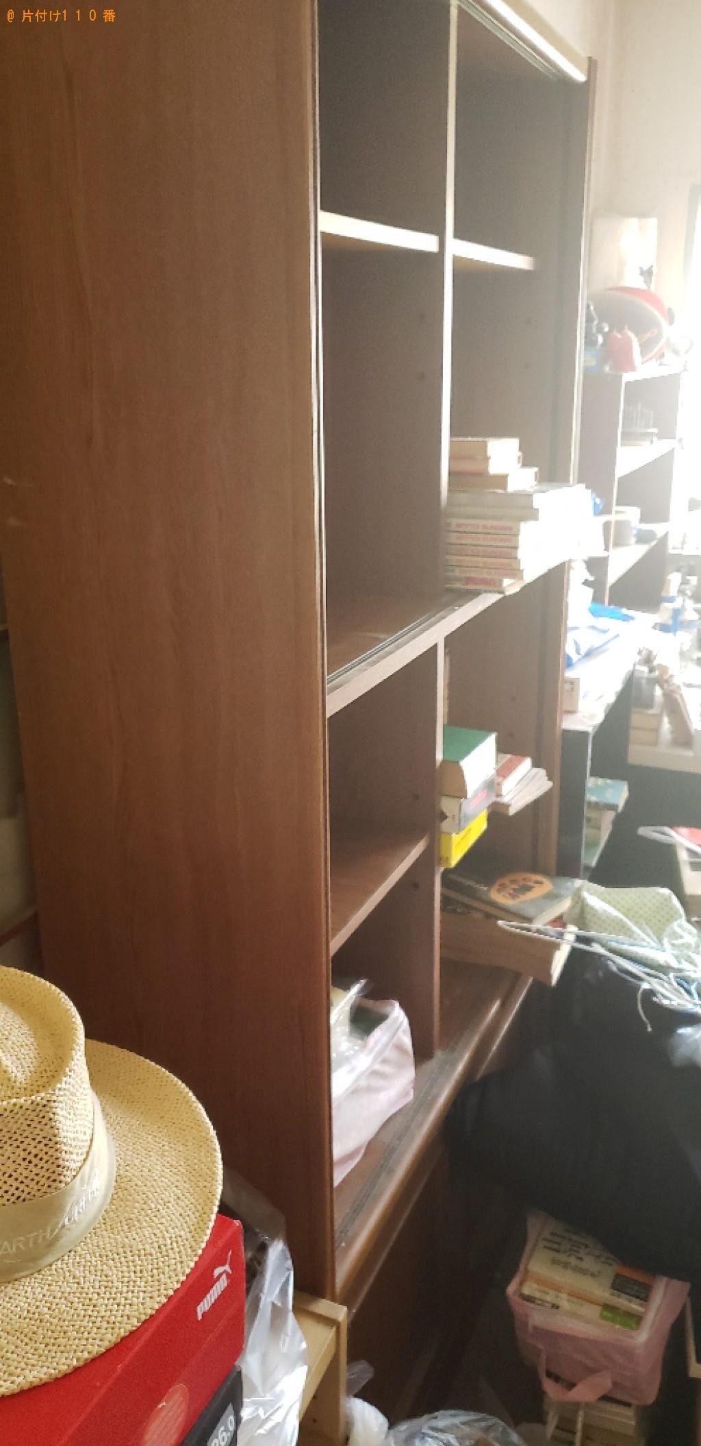 【廿日市市】遺品整理でタンス、本棚等の回収・処分ご依頼 お客様の声