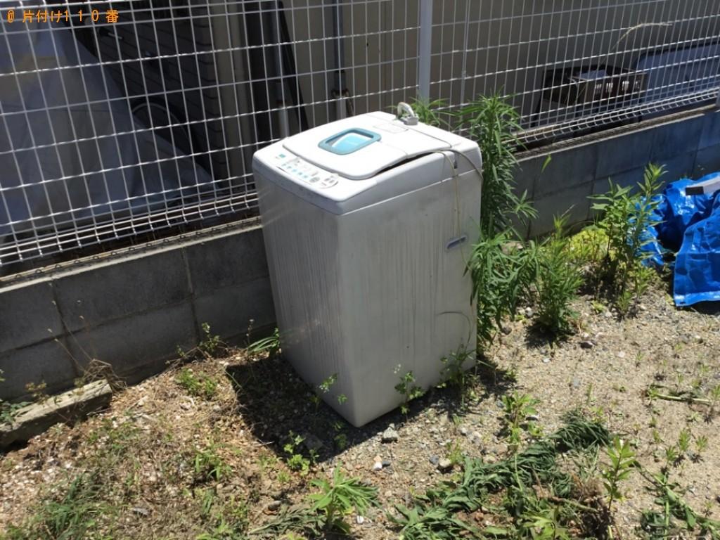 【広島市】洗濯機の回収・処分ご依頼 お客様の声