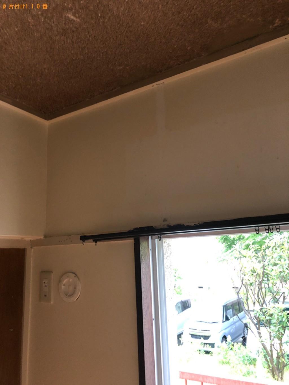【広島市】エアコン、カラーボックスの回収・処分ご依頼 お客様の声