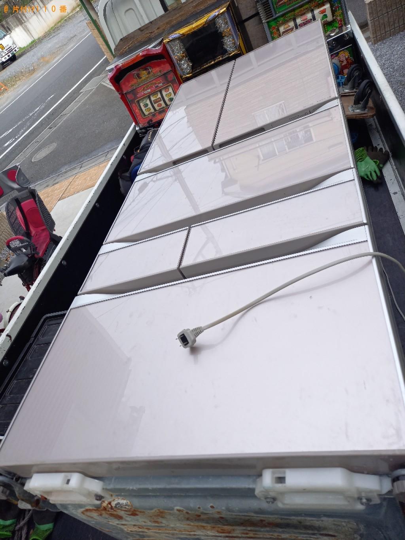 【広島市】冷蔵庫の回収・処分ご依頼 お客様の声