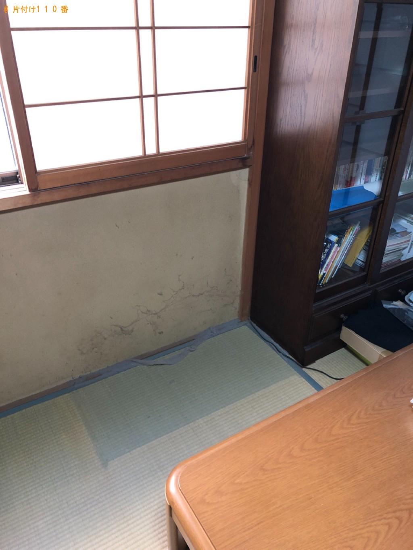 【広島市】業務用机、本棚、タンス等の回収・処分ご依頼 お客様の声