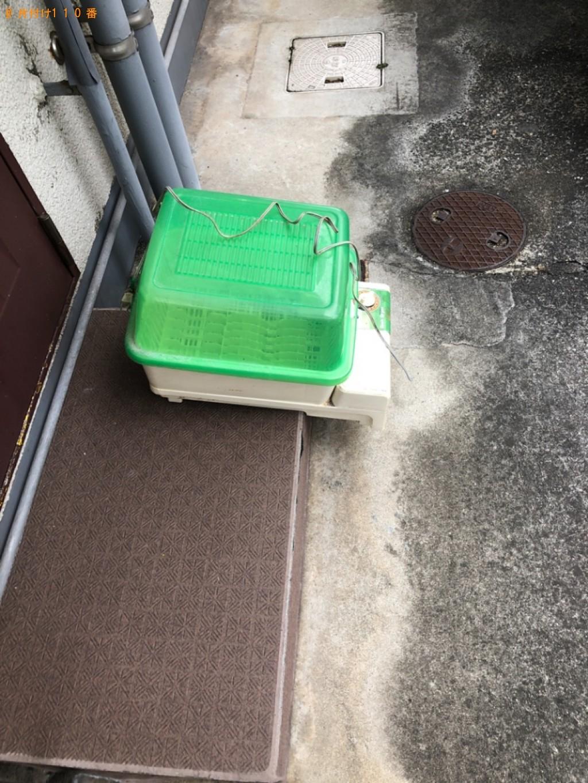 【広島市】食洗機の回収・処分ご依頼 お客様の声
