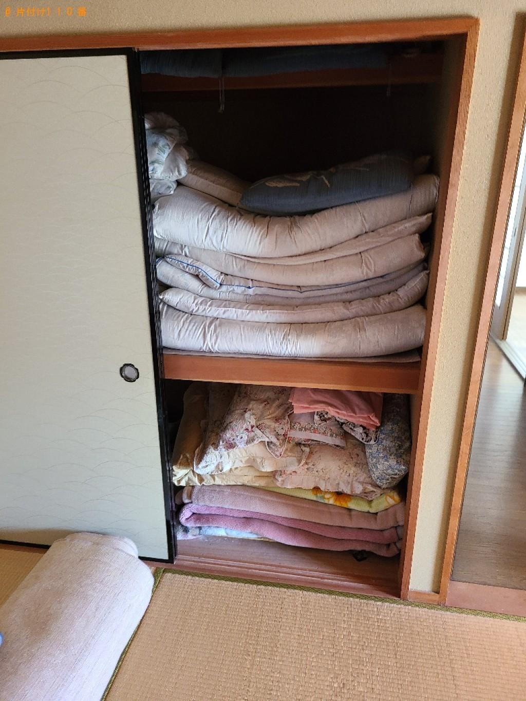 【広島市】布団、マットレス、枕、ストーブ、ハンガー等の回収・処分