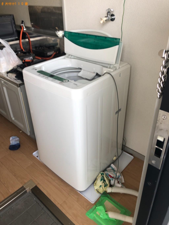 【広島市】冷蔵庫、洗濯機の回収・処分ご依頼 お客様の声