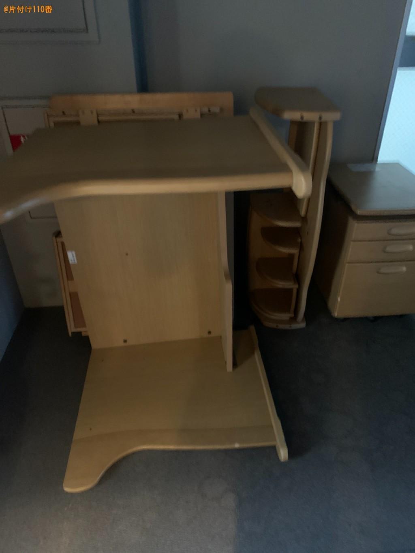 【広島市】学習机の回収・処分ご依頼 お客様の声
